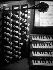 st mary redcliffe gallery 3 - organ