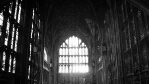The Lady Chapel at Gloucester Cathedral