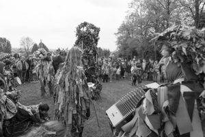 May Day celebration with morris dancers - The Days Unfolding gallery
