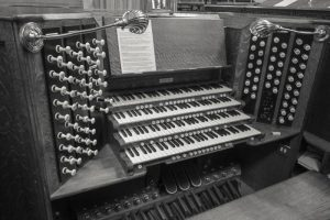 St Mary Redcliffe Church - the organ